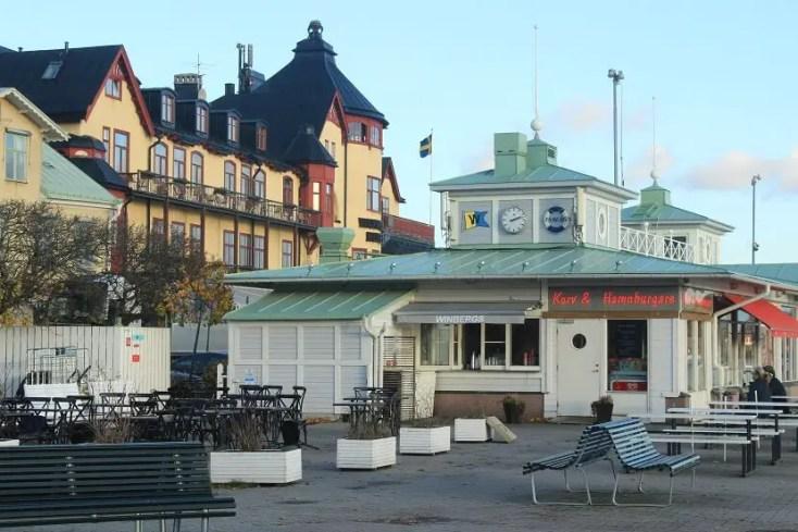 Waxholmen Stockholm