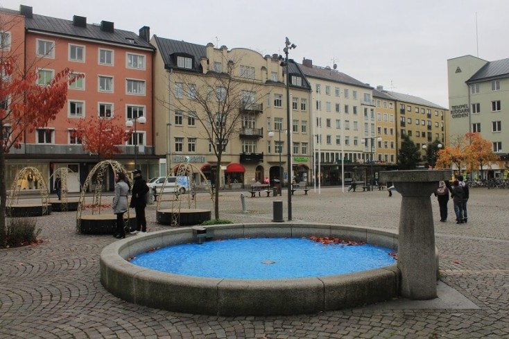 Square in Linkoping