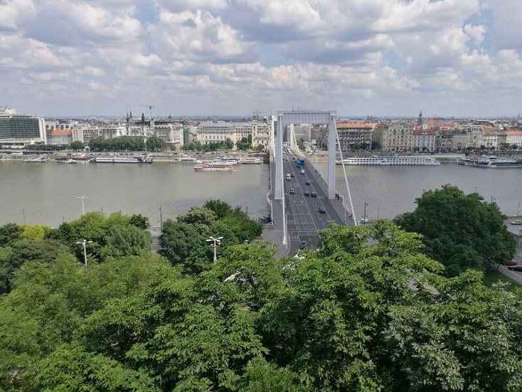 Buda- best cities in Europe for a spring city-break