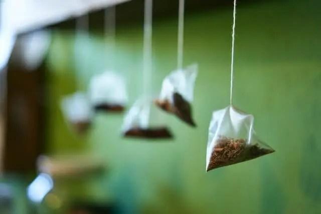 Pliculețe de ceai