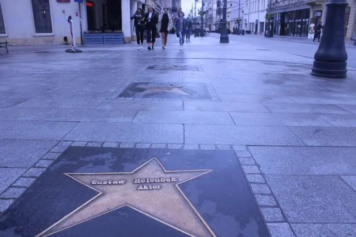 HollyLodz walk of fame