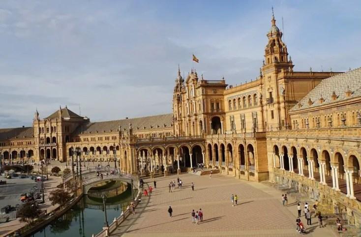 Seville - Best European cities for a spring city break