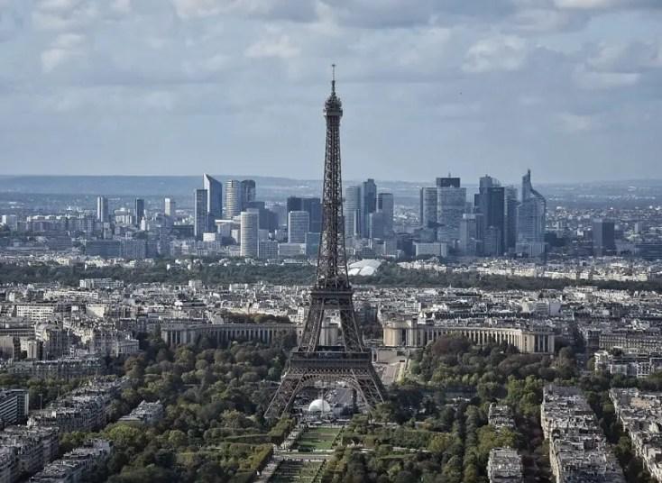 Eiffel Tower - best attractions in Paris