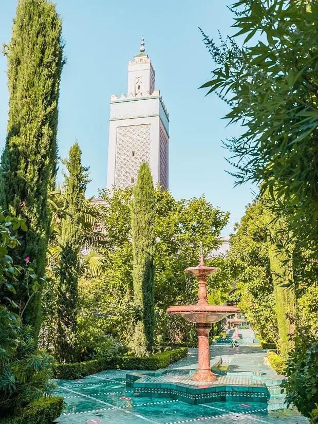 Grande Mosque de Paris