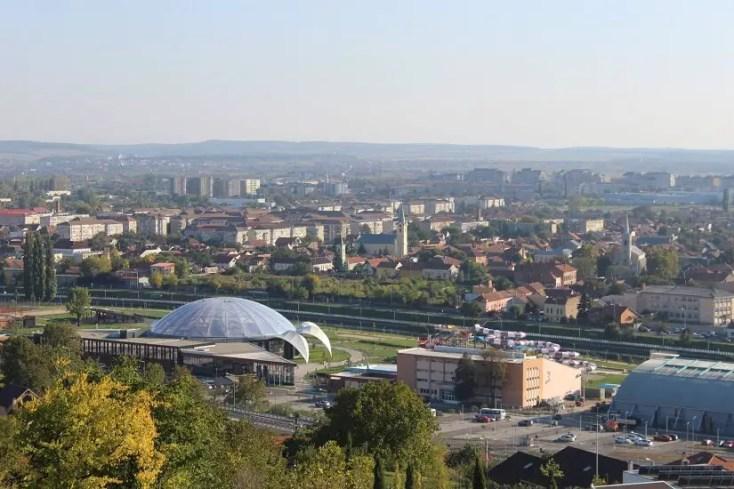 Aquapark Nymphaea, obiective turistice din Oradea