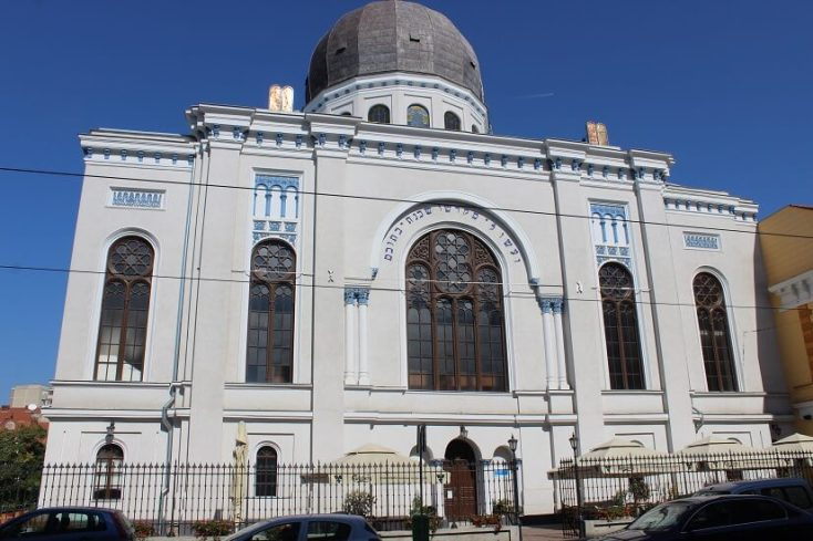 Sinagoga neologă Sion