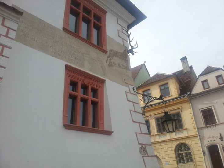 Casa cu Cerb