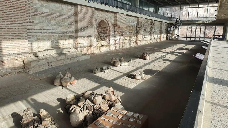 Edificiul Roman cu Mozaic - muzee Constanta