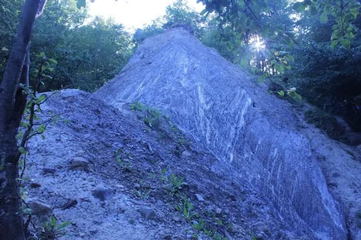 Muntele de sare din Sovata