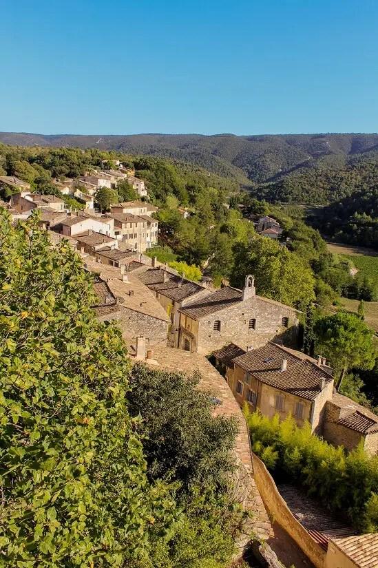 Menerbes, Provence