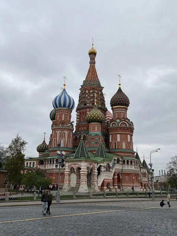 Red Square, Kremlin