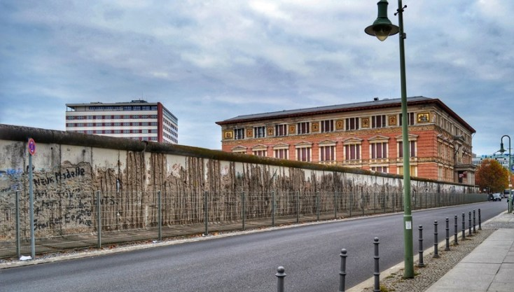 Berlin Wall, Germany, communism and red tourism in Europe