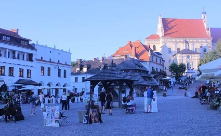Kazimierz Dolny - best day trip from Lublin, Poland