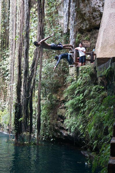 The 3 Best Cenotes In Mexico Dos Ojos Grand Cenote  Ik Kil