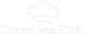 Travel with chef logo