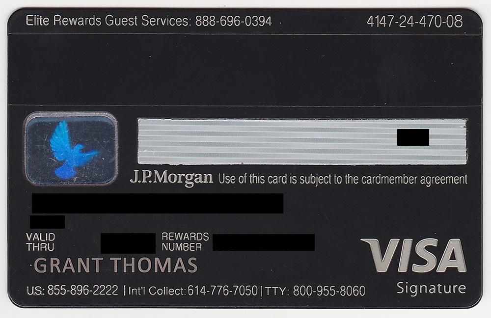 Jp morgan chase corporate card billingss unboxing the new jpmorgan chase ritz carlton visa infinite credit corporate card reheart Choice Image
