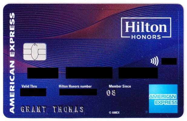 New amex hilton credit card creativecard american express hilton honors business credit card welcome letter colourmoves