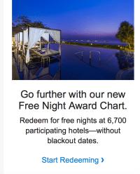 Marriott's NEW Free Night Award Chart is Live!