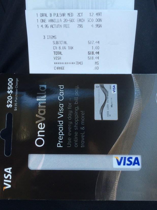 vanilla visa gift card balance check canada howtoviews co - Visa Gift Card Canada