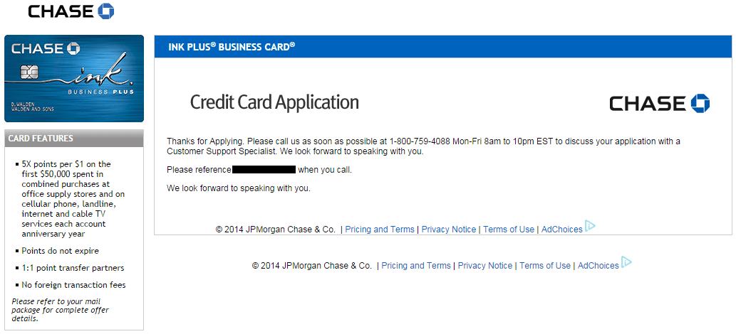 Citi Business Pending Application Email. Track Your Credit Card ...