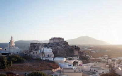 Cosa vedere e dove mangiare a Santorini