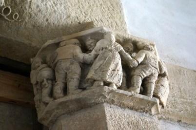Sardana relief, Sitges