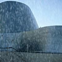 Walt Disney Concert Hall - week 3