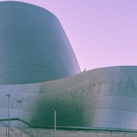 Walt Disney Concert Hall - week 2