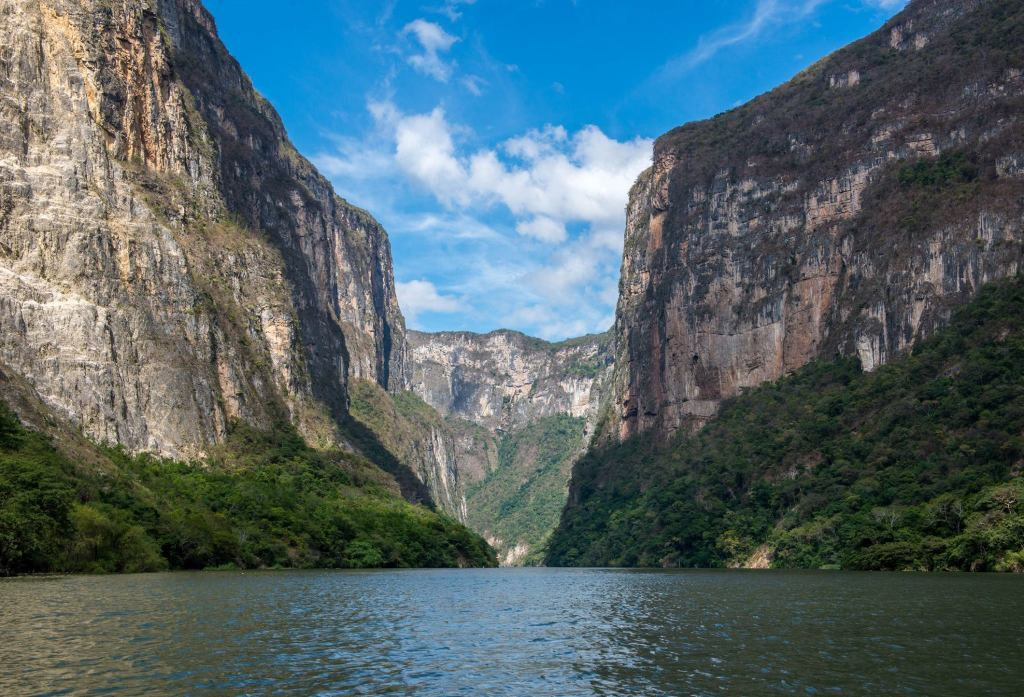 Things to do in Chiapas: Canon del Sumidero