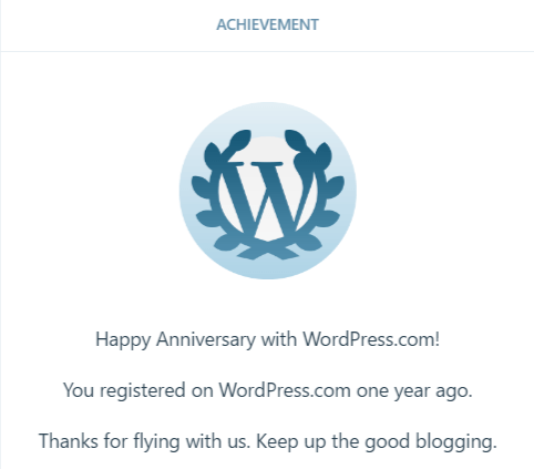First Blogsary.PNG