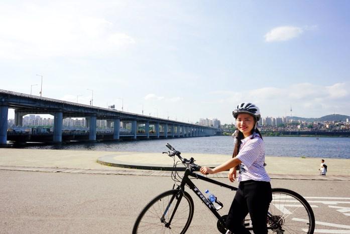 Bicycle Tour in Seoul