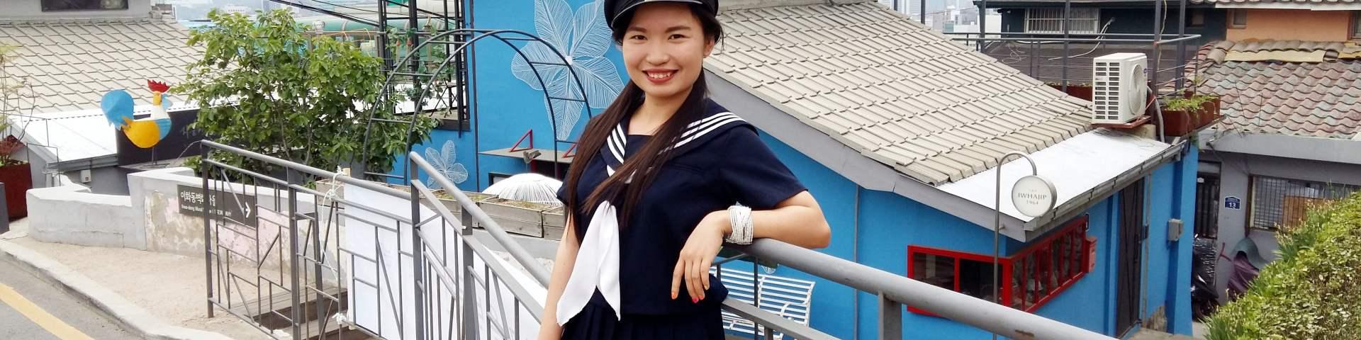 Korean Uniform Experience (5)