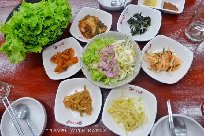Manna Korean Restaurant, Terraza Dasma (3)