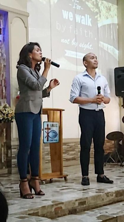 Felson & Sheena The Gospel Recording Artists 8