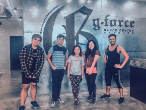 K-Pop Dance Class at G-Force Dance Center Alabang (1)