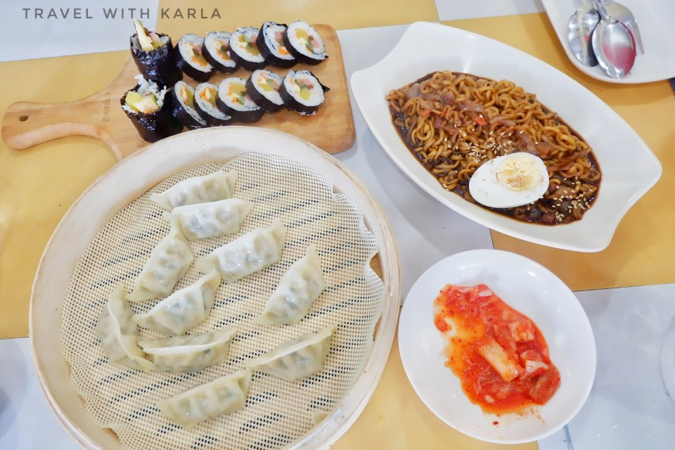 Let's Eat Kimbap: A Korean Snack House in Dasma