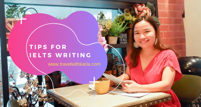 Tips for IELTS Writing