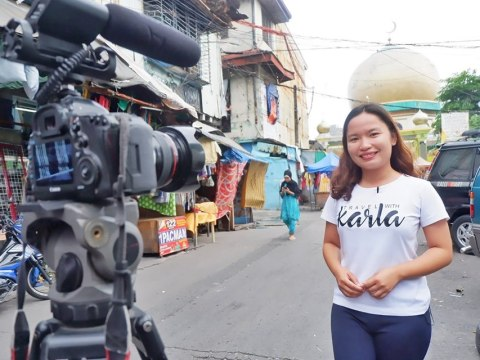 Travel with Karla on GMA Reel Time