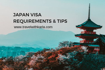 Japan Visa Requirements