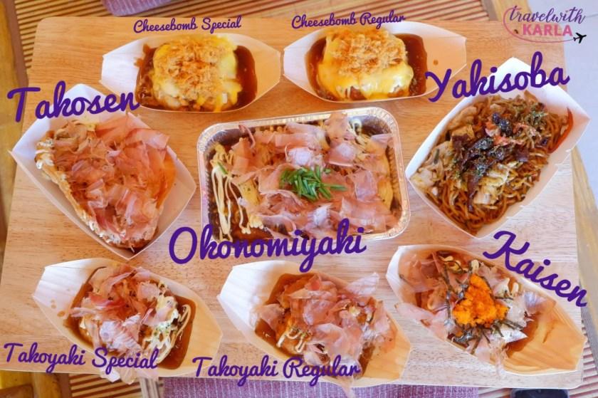 Takoyaki Sensei Salawag