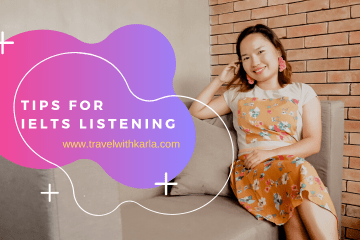 Tips for IELTS Listening