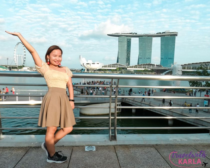 Singapore: 4 Days Budget Itinerary