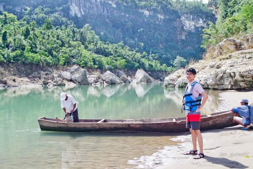 Jan Darren Guiwan of Kapampangan Traveller