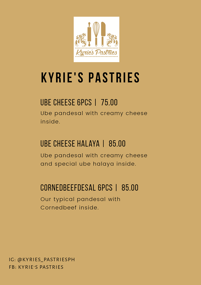 Kyrie's Pastries