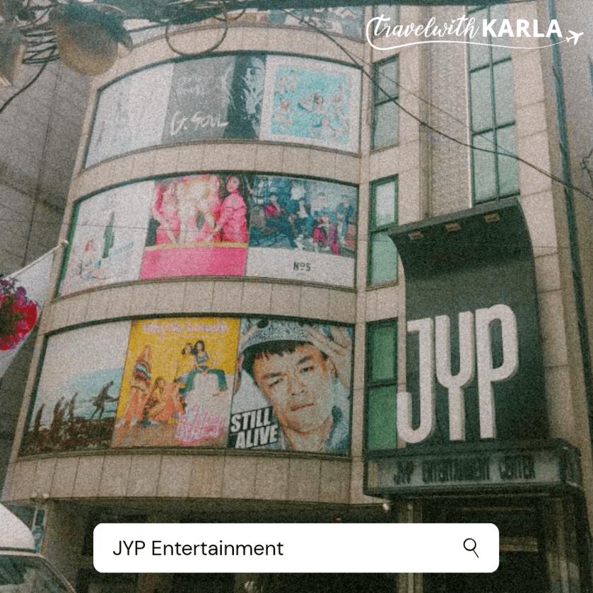 Korean Entertainment Companies