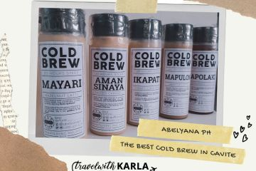 Abelyana The Best Cold Brew in Cavite