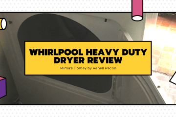 Whirlpool Heavy Duty Dryer Review