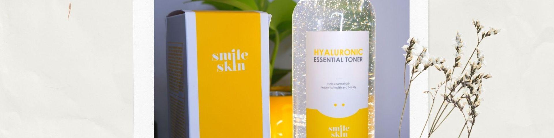 Smile Skin Hyaluronic Toner