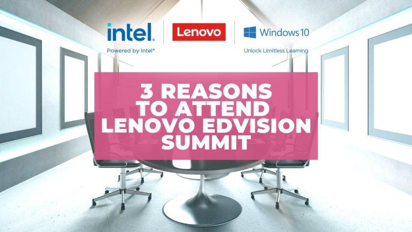 Lenovo EdVision Summit
