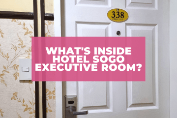hotel sogo executive room